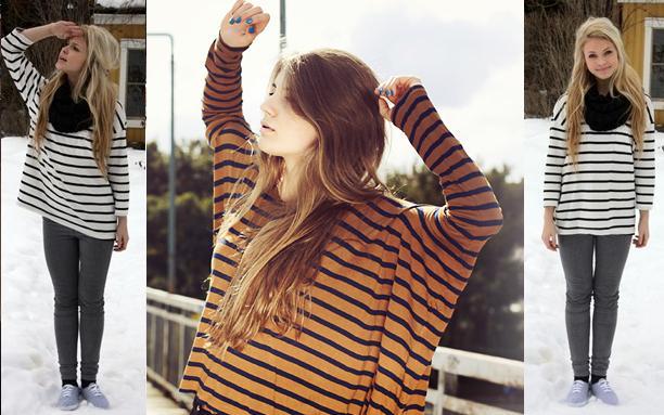 Ubrania w rozmiarze oversize ciągle modne