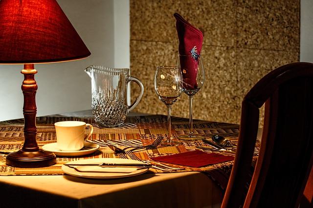 Restauracje i wyszukane posiłki