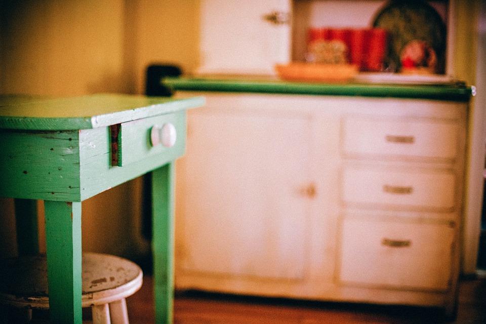 Zmiana koloru mebli kuchennych