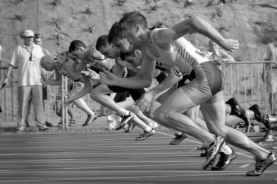 Modni biegacze