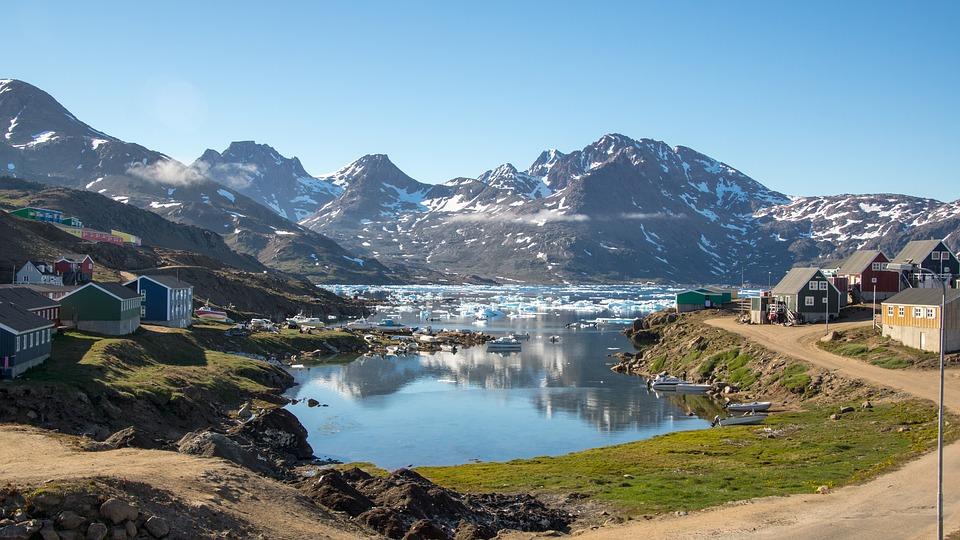 Grenlandia: największa wyspa świata