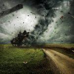 Groźne zjawisko pogodowe: huragan