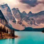 O wielkich jeziorach