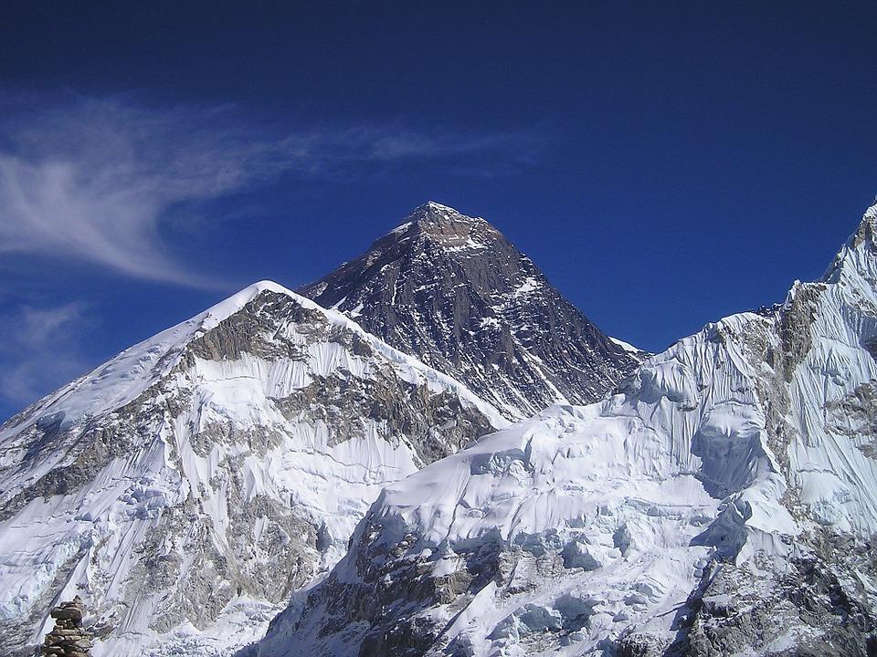 Himalaje: najwyższe góry na Ziemi