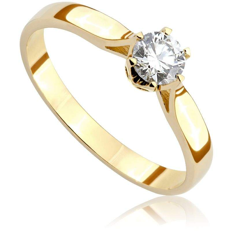Pierścionki zaręczynowe z brylantem ACLARI