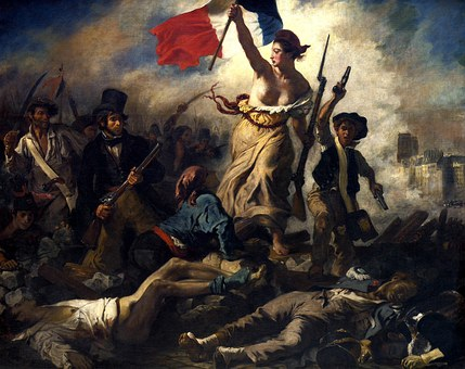 Słynne obrazy Eugène Delacroix