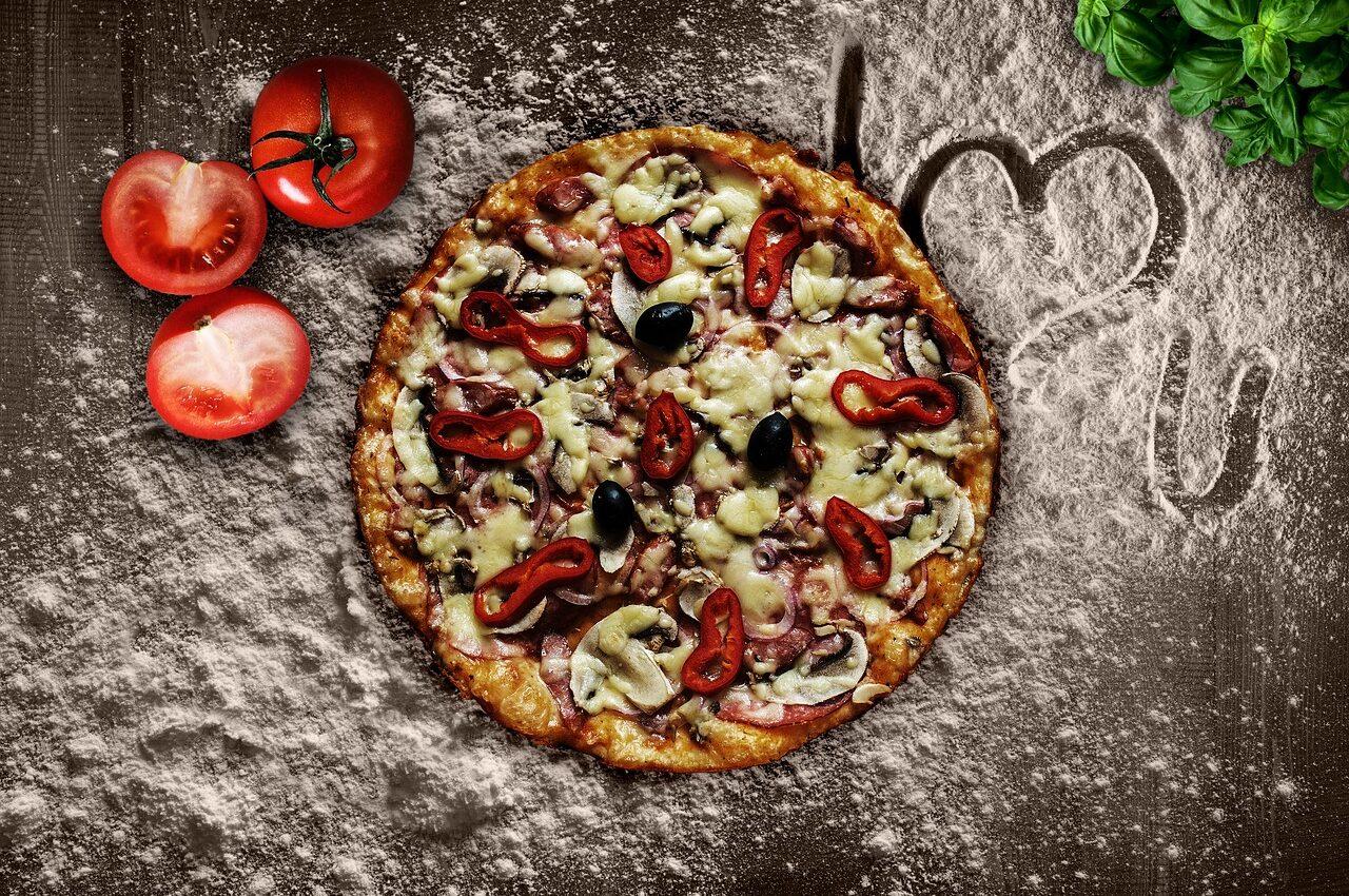 Pizza królową wieczoru panieńskiego